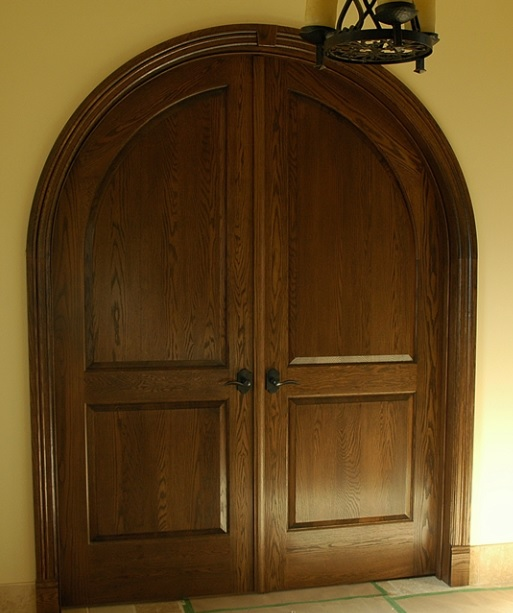 Types of arched interior doors design home doors design for Arch door design