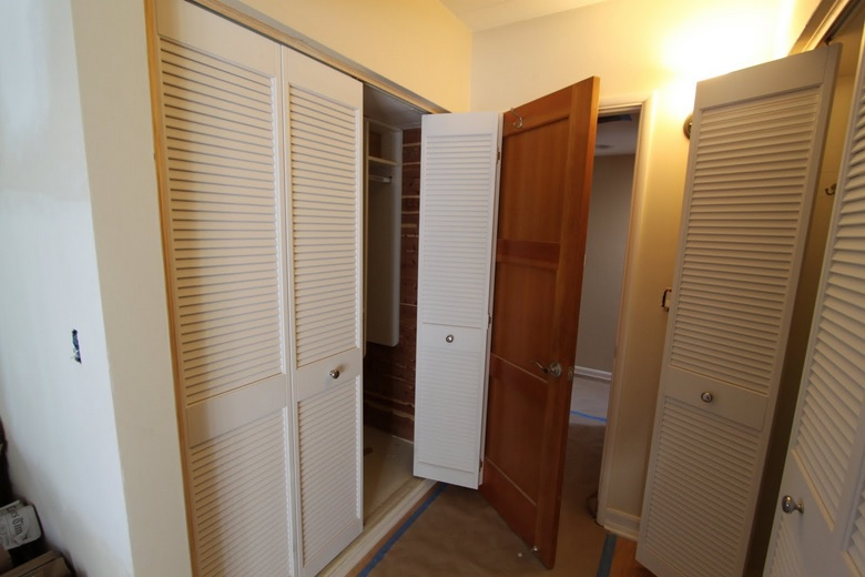 louvered interior doors types and design | home doors