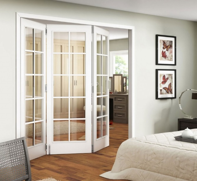 Interior Gl French Doors For Bedroom