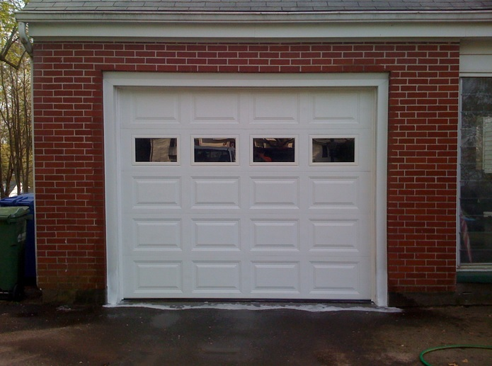 White garage door replacement windows inserts home doors for Garage windows for sale