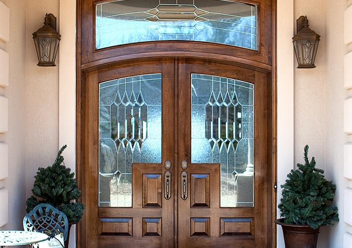 craftsman style entry doors design solid wood