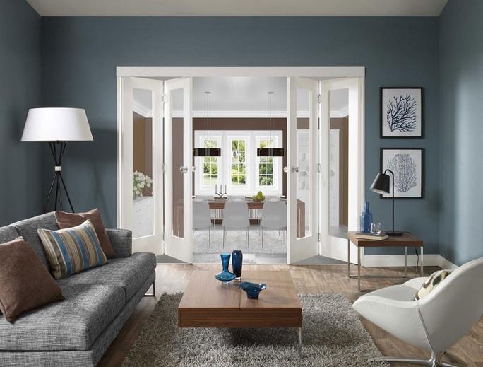 Bifold French Door For Living Room Home Doors Design