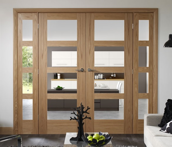 Shaker Style Interior Doors With Glass