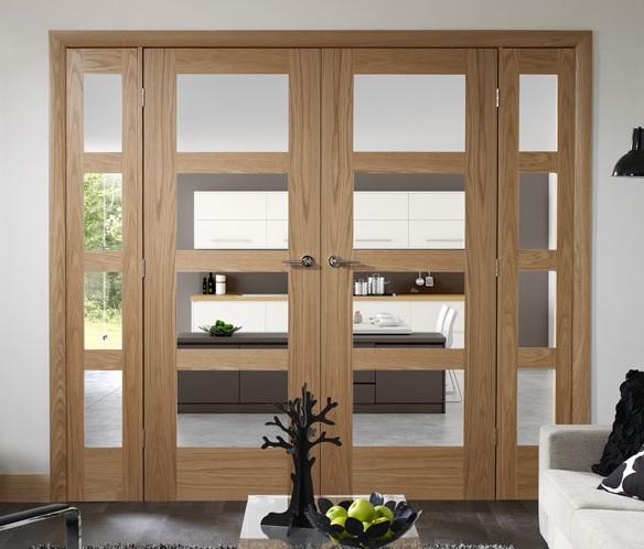 Shaker Style Interior Doors With Glass Home Doors Design