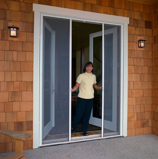 Double Screen Doors For French Doors Floors Amp Doors