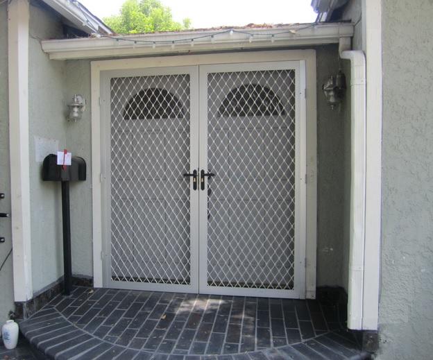 Home doors design inspiration for Screen door for double door entry