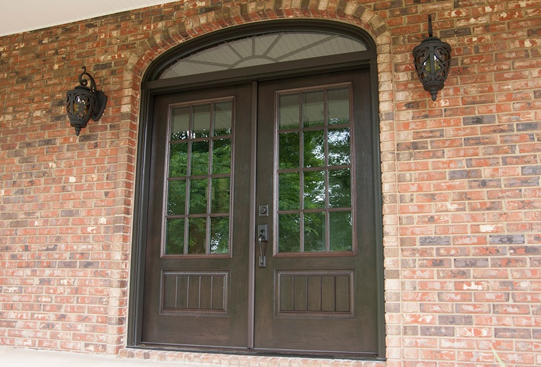 French entry doors with sidelights