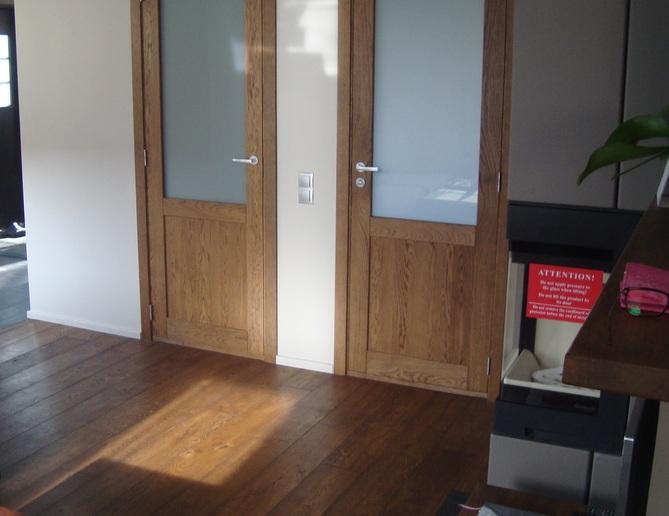 2 Panel Interior Doors With Glass Home Doors Design Inspiration