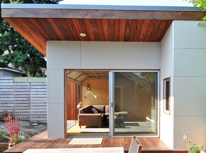 Balcony Sliding Doors Design on