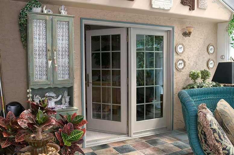Fiberglass balcony door with traditional french door design & Fiberglass balcony door with traditional french door design | Home ...