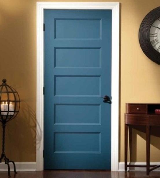 5 Flat Panel Interior Doors Craftsman Style Home Doors Design