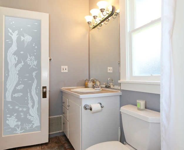 Frosted Glass Interior Bathroom Doors Designs To Giving Style And Upgrade Your Home Home Doors