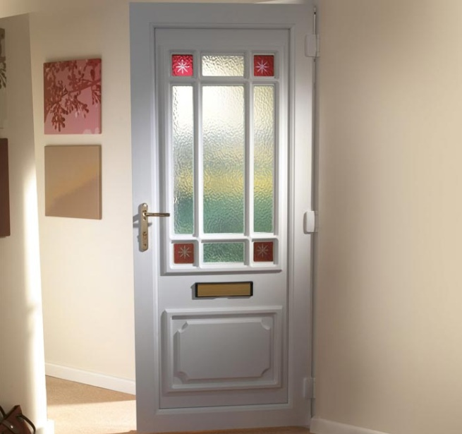 Half Glazed Interior Doors With French Doors Frame Styles