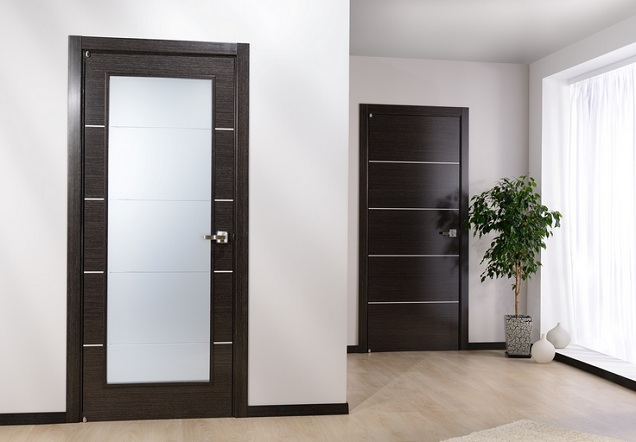 Modern flat panel interior ideas