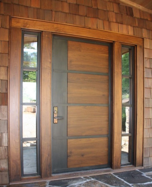 Mahogany entry doors pros and cons home doors design for Fiberglass doors pros and cons