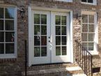 Sliding french patio doors designs to upgrade the look of for Replacement french doors