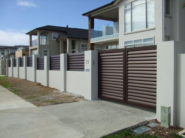 Entrance Gate Designs For Home