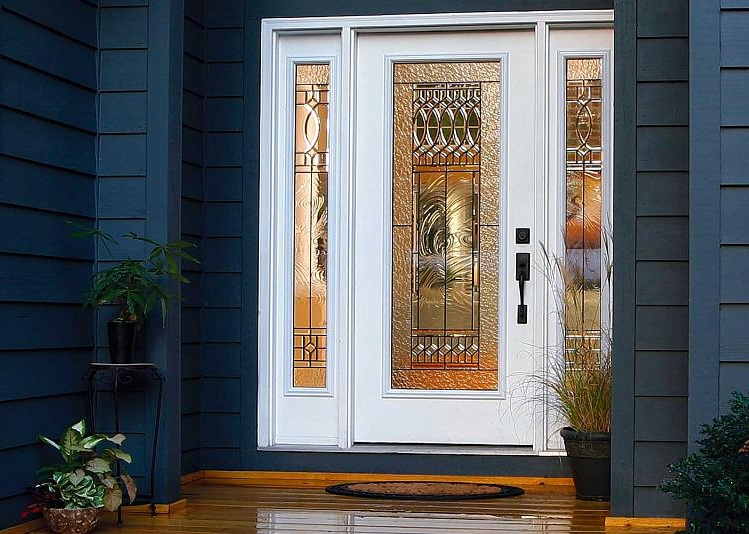 Decorative Glass Door Inserts Inspirations To Increase The
