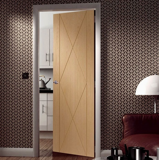 Flush interior door ideas to make your interior look so for Flush doors designs
