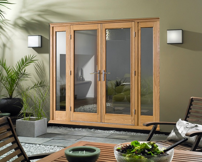 Here Are Some Factors That Should Be Considered Before Purchasing And Installing French Doors With Side Panels Into Your Home