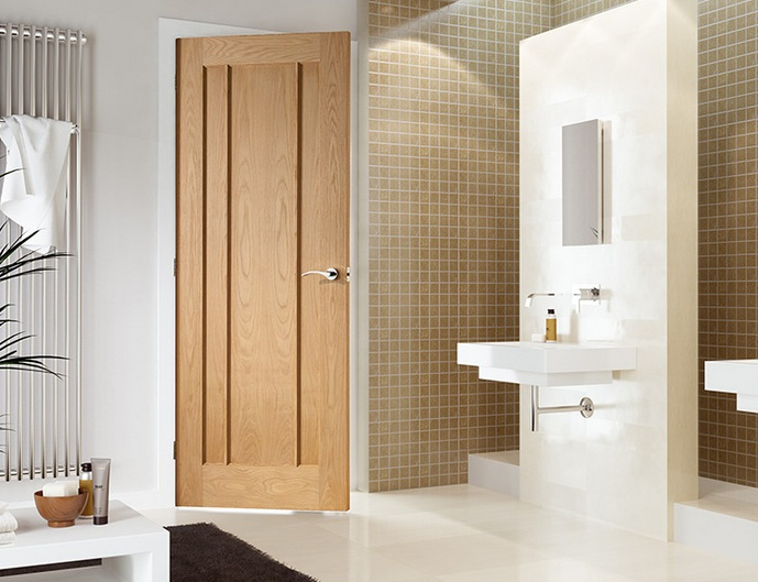 Prefinished Interior Wall Panels : Prefinished interior doors with panels home