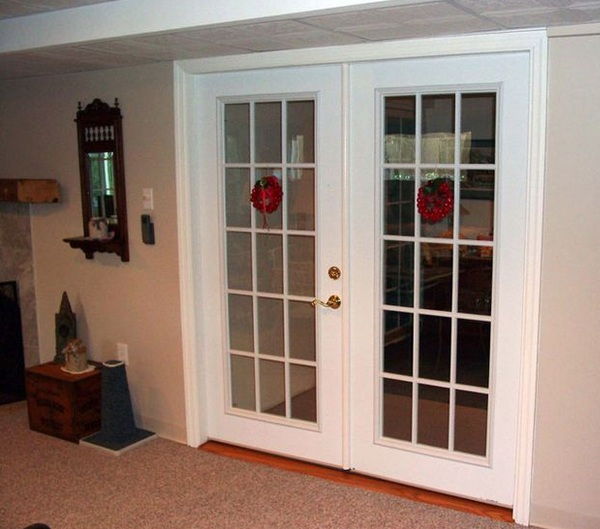Home doors design inspiration for Prehung interior french doors