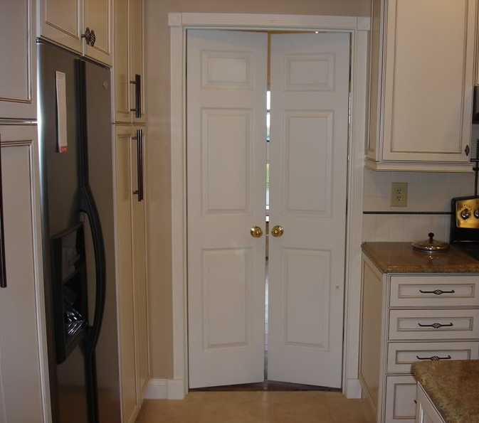 How to install prehung interior wood doors easily home doors the second step is by placing the shims you can put them on the hinge of the door put the shims one by one between the frame and the jamb planetlyrics Choice Image