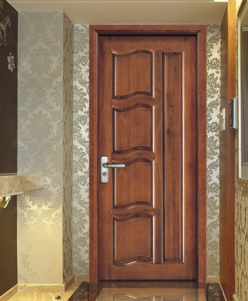 How To Install Prehung Interior Wood Doors Easily Home Doors Design Inspiration