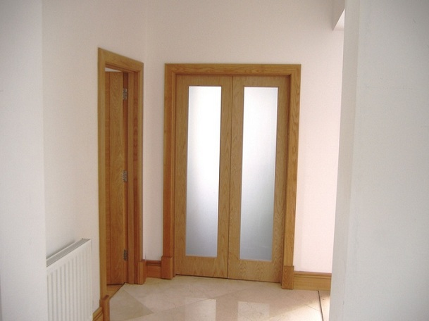 How to install prehung interior wood doors easily home doors the last thing to do is installing the prehung interior wood doors to the doorframe always check the space between a side to another planetlyrics Choice Image